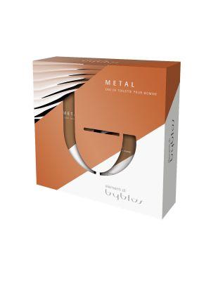 Byblos - Cofanetto Metal For Men