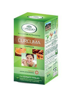 L' Angelica - Curcuma (Botanicals)