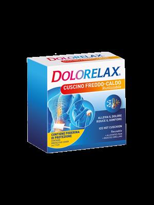 Dolorelax Ice-Hot Freddo-Caldo senza velcro fissante