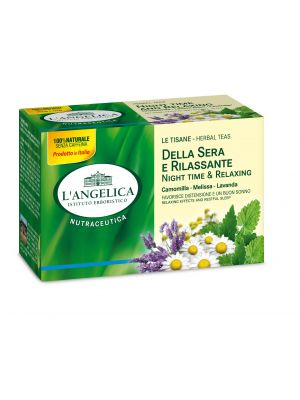 L'Angelica - Herbal Tea Relaxing & Night time