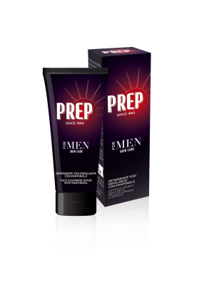 PREP for MEN - Exfoliating Face Cleanser 100ml