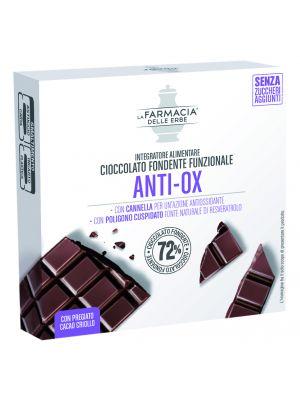 La Farmacia delle Erbe - Cioccolato Fondente Funzionale Anti-Ox