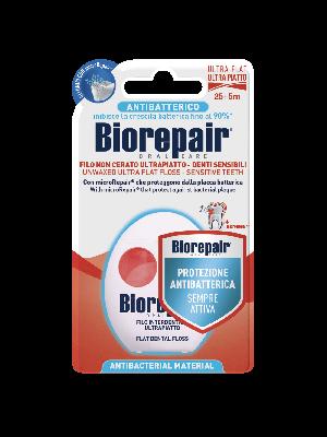 Biorepair - Filo interdentale ultra piatto