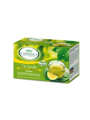 L'Angelica - Green Tea Tonic Breakfast