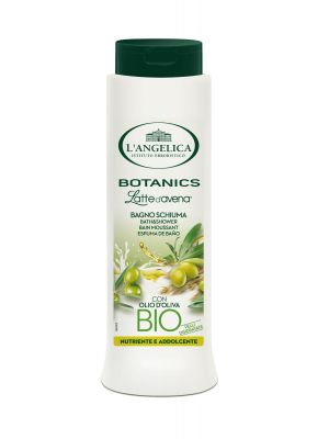 L'angelica - Botanics Oat Milk Extract and Olive Oil Bath&Shower Gel 500ml