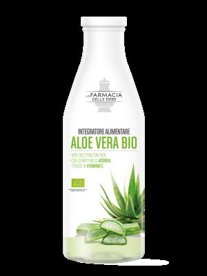 La Farmacia Delle Erbe - Aloe Vera BIO succo puro e polpa  1 L