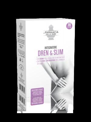 La Farmacia Delle Erbe - Integratore Dren&Slim