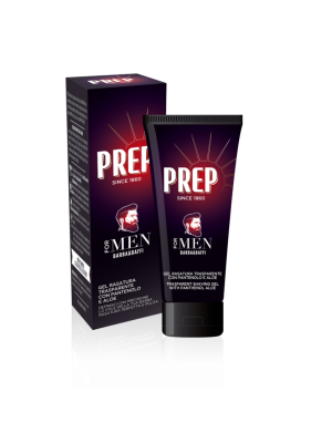 PREP for MEN -  Shaving Gel 100ml