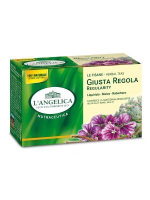L'Angelica - Tisana Giusta regola