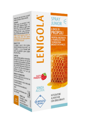 Lenigola Junior Throat Spray