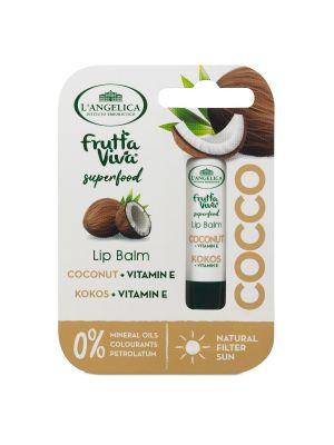 L'Angelica FruttaViva - Lip Balm Cocco & Vitamina