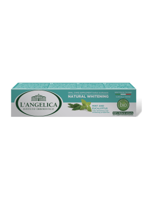 L'Angelica - Dentifricio Sbiancante 75 ml