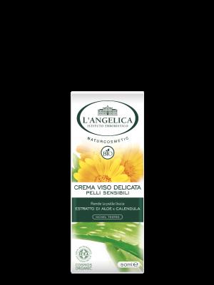 L'Angelica - Naturcosmetic Bio Crema Viso Pelli Sensibili