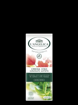 L'Angelica - Naturcosmetic Bio Crema Viso Idratante Antietà
