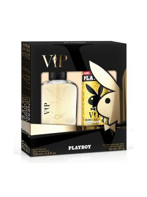 Playboy - Cofanetto Vip Man EDT & Deo