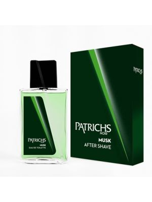 Patrichs- Fragrance MUSK After Shave
