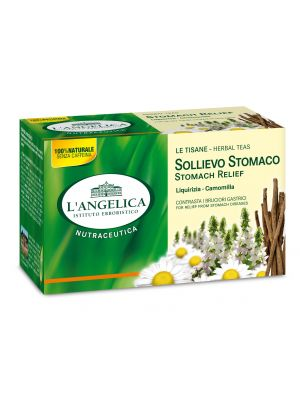 L'Angelica - Herbal tea Stomach Relief