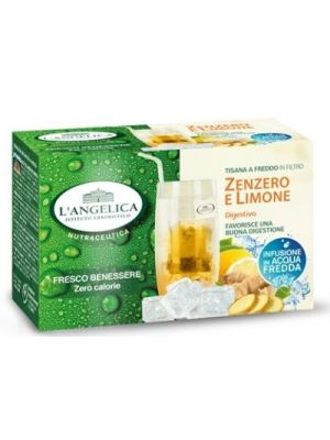 L'Angelica Cold Ginger and Lemon Herbs
