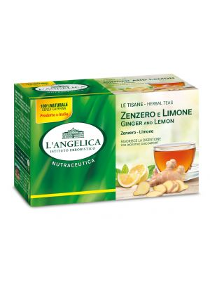 L'Angelica - Herbal tea Ginger and Lemon