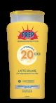 Prep derma-protective sun milk SPF 20