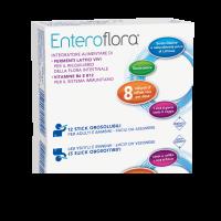 Enteroflora 12 stick orosolubili