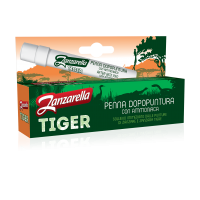 Zanzarella Tiger after bite pen