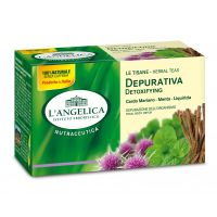 L'Angelica - Herbal tea Detoxifying