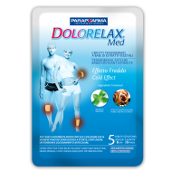 Dolorelax -  Patches Active Cold Effect - 5 Patches