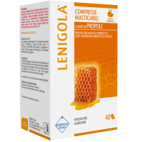 Lenigola- Chewable tablets Orange flavour