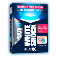 BlanX- Trattamento Intensivo sbiancante White shock