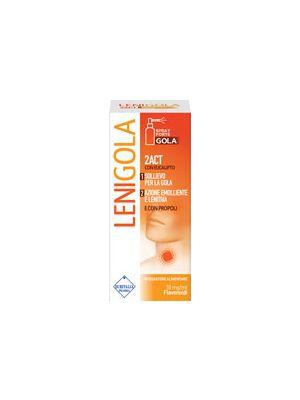 Lenigola Throat Spray