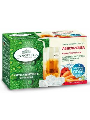 L'Angelica- Cold Tea Tanning
