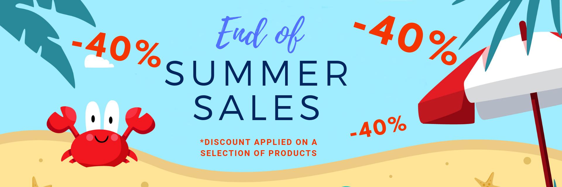 august sales