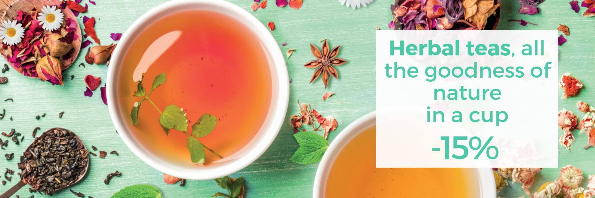 promo herbal teas september